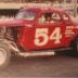 Burton & Robinson Modified #54 driven by Bill Dennis