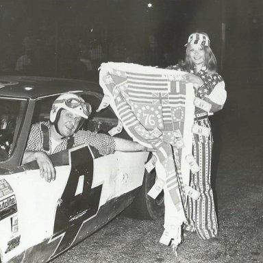 Whitey Gerken and Connie Barcley.
