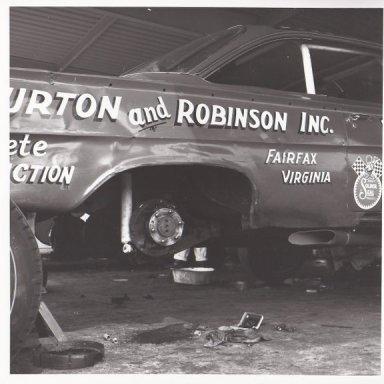1962 Southern 500 1