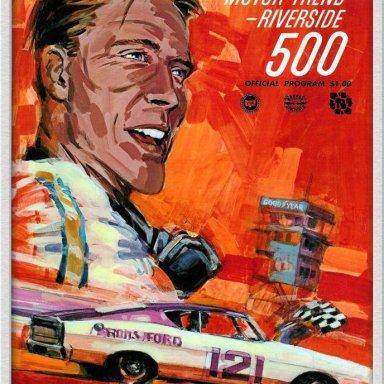 1969 riverside 500 prog