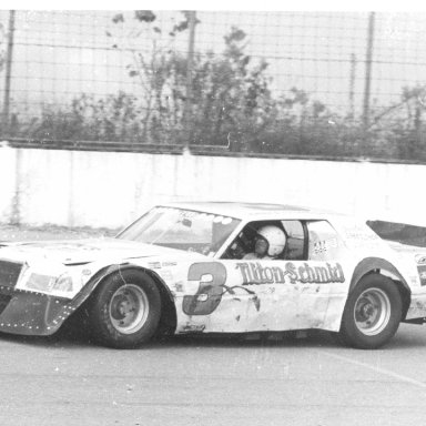 Feature Win (#51), 50 Laps, Shadybowl Speedway, Sept 29, 1980