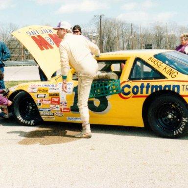 Kil-Kare Speedway, ARCA #13, 1979