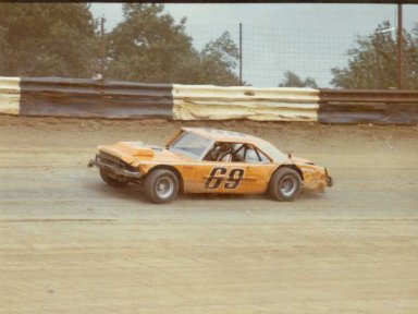 My First Late Model Race, Eldora Speedway, June 20, 1971