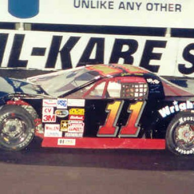Feature Win (#292), Kil-Kare Speedway Re-Opening, June 20, 2003