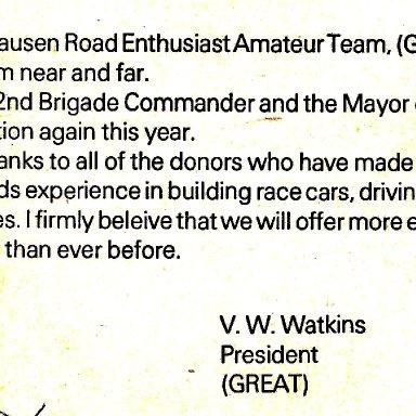 Bernbachring Racing Presdent 1978 2
