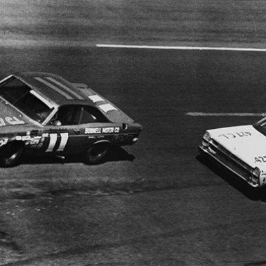 Andretti-Lorenzen 1967 Daytona 500