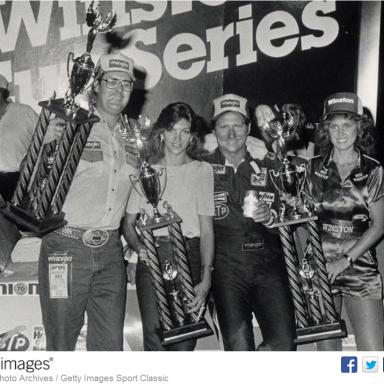 Dale Tops DW at Nashville - 1983