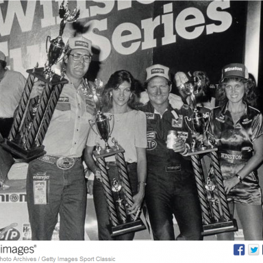Dale Tops DW at Nashville - 1983