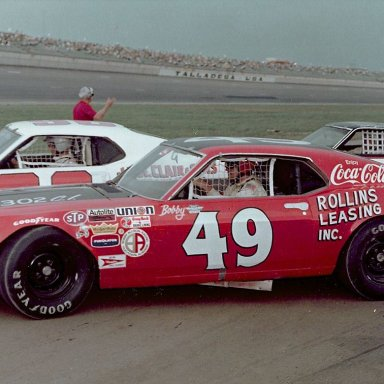 Bobby Allison, Red Farmer, Wayne Andrews