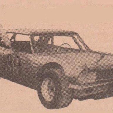 #39 EDDIE ROYSTER LATE MODEL FRIDAY JULY 19,1968