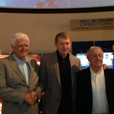 James Hylton, Bill Elliott, Rex White
