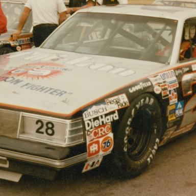 Bobby Allison 1981