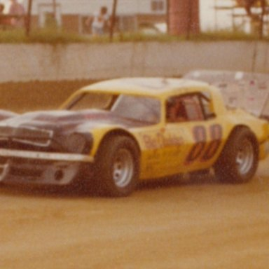 Roger Canady - Pender County Speedway