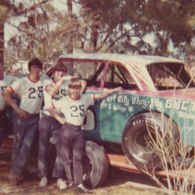 The Todd Crew - #25 Chevy