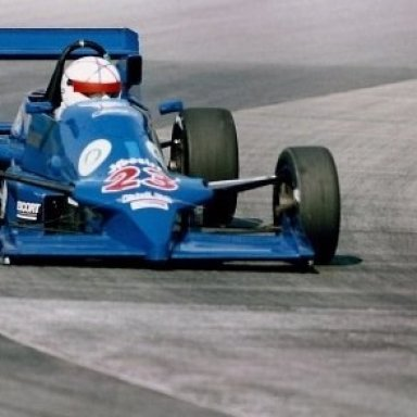 MId-Ohio CART weekend 1995