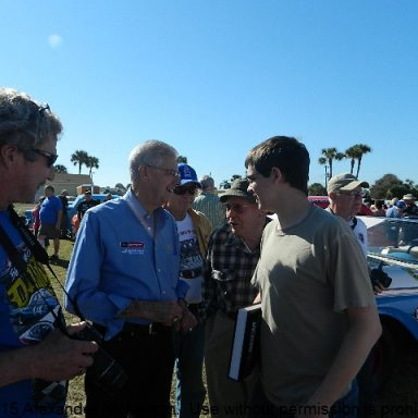 Talking to Leonard Wood
