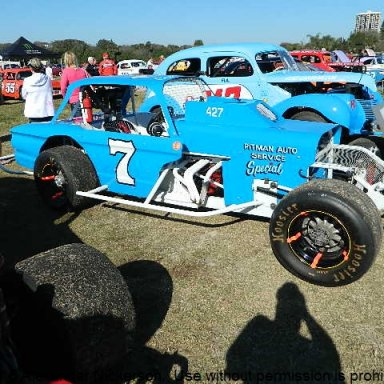 Geoff Yoder car