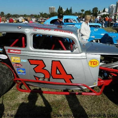 Humpy Wheeler Modified 2