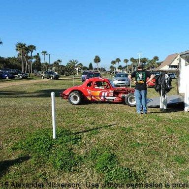Ray Hendrick Memorial Car