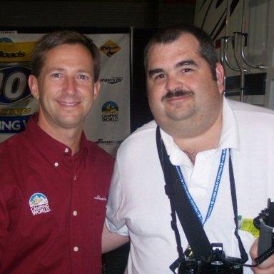 Tracy & John Andretti Cma 06