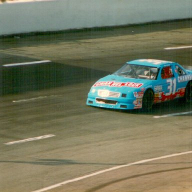 Roses Stores 300, Orange County Speedway, Rougemont, NC May 1, 1993