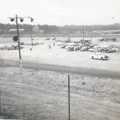 Unknown Racetrack