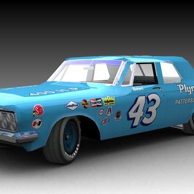 1964 43 Richard Petty