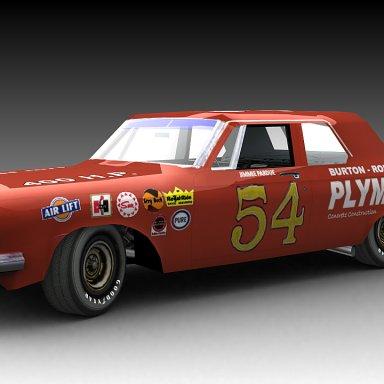 1964 54 Jimmie Purdue