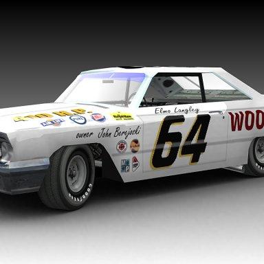 1964 64 Elmo Langley