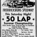 Big NASCAR Modified-Sportsman Race - 1960 - Fredericksburg, Va.