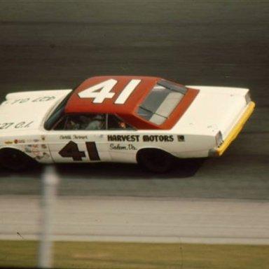 Curtis Turner Rookie Yellow Strip--21