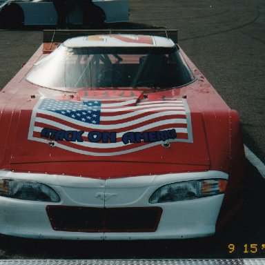 2001-Ford Mustang