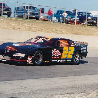 Shadybowl Speedway, 2000