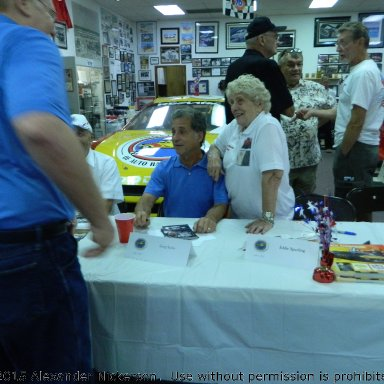 Buz McKim, Greg Sacks, and Yolanda Sheridan