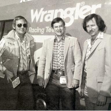 3 WRANGLER Amigos - 1981