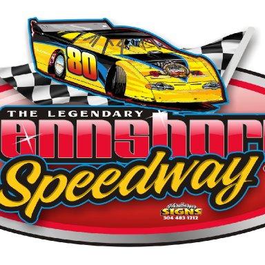 Pennsboro Speedway Logo FINAL
