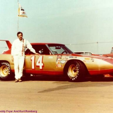 Freddy Fryar - Daytona Dodge