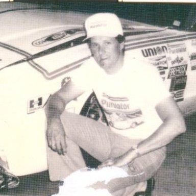 1976 Pearson & Petty Wreck-Just got back to Stuart va