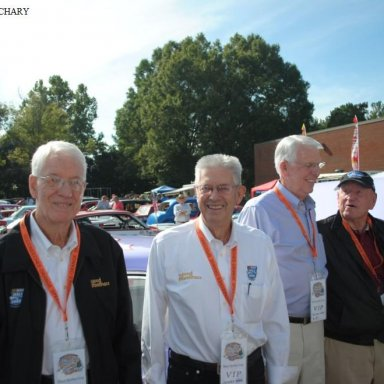 Celebration and Racers Reunion 9-27-2014