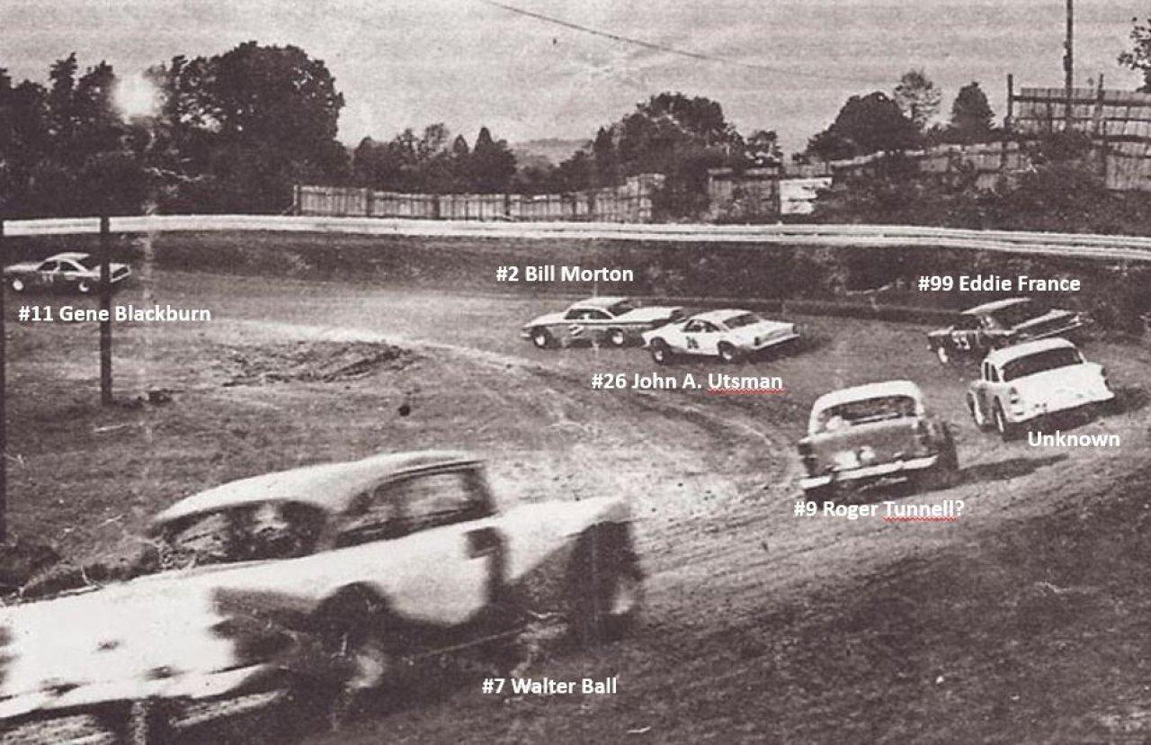 Sportsman Speedway Turn 1 Summer 1968 Gallery Laura