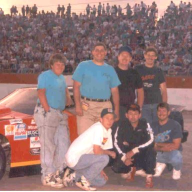 The crew and me 1994