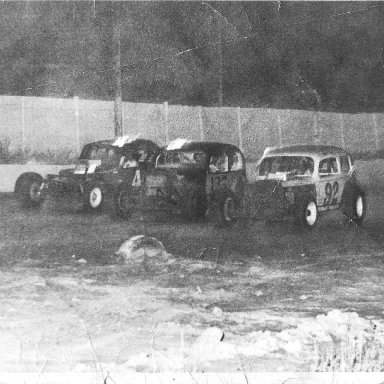on the cushion Tim hallock,A4 3 wide 1969 Orange cty. n.y.