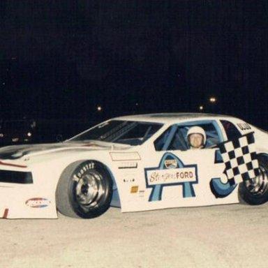 1985 Vallo Racing Ford Thunderbird #3