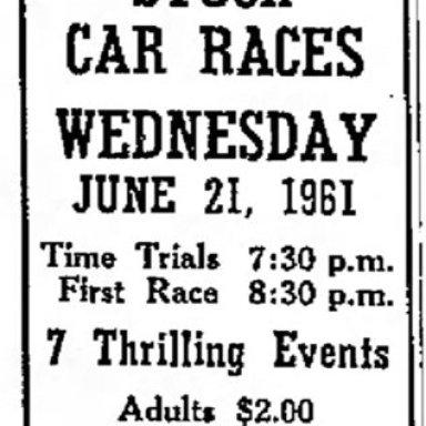 June 21, 1961 Illiana Speedway