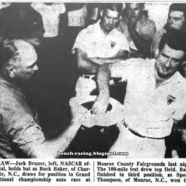 June 22, 1956 Monroe County Fairgrounds