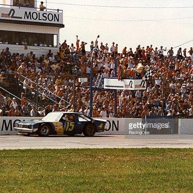 Dale Earnhardt Wins in Canada - August 28, 1983