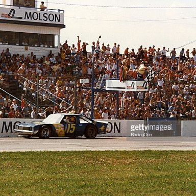Dale Earnhardt Wins in Canada - August 28, 1983