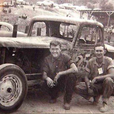 Gene Glover, circa 1958