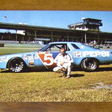 Lennie Pond 1975