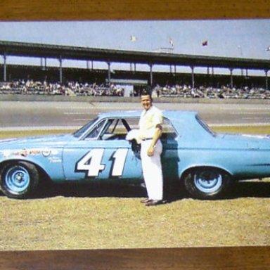 Jim Paschal 1963